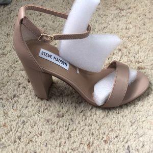 Steve Madden Chunky Heel Sandals (NEW)